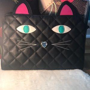 NWOT Betsey Johnson clutch purse